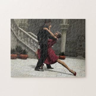 Lleva dos el rompecabezas del tango