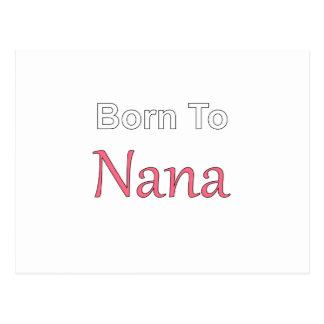Llevado a Nana Postal