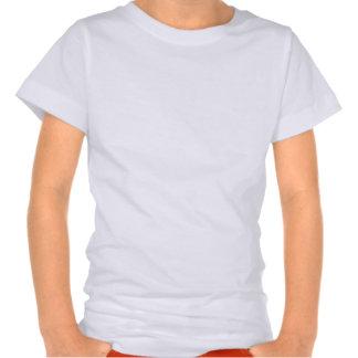 Llevado animar la camisa del jersey del chica