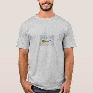 Llevado esta camiseta del orgullo gay LGBT de la