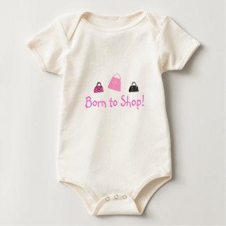 Llevado hacer compras - bebé o camiseta
