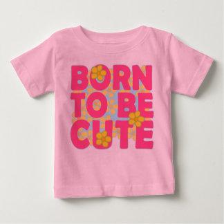 Llevado ser lindo camiseta de bebé