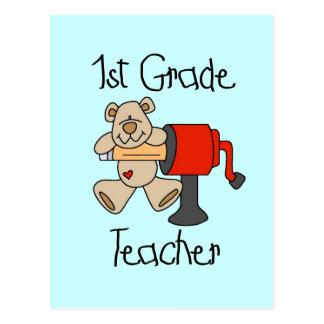 Lleve las 1ras camisetas y regalos del profesor postal