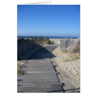 ¡Lléveme a la playa! Tarjeta De Felicitación