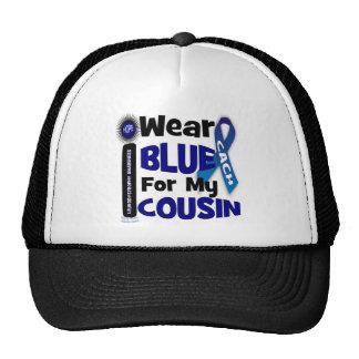 Llevo el azul para mi CONCIENCIA del CACH del _del Gorras