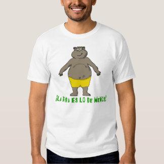 Lo de Menos Shirt del es del Pipa del La Camisetas