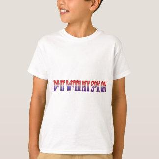 Lo hago con mi encendido camisetas