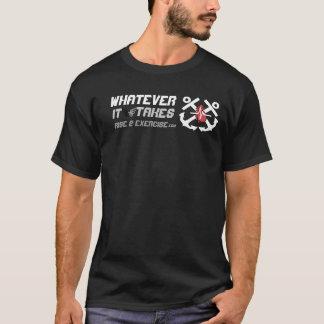 Lo que toma camiseta