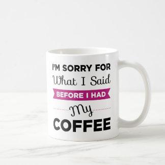 Explora nuestra colección de tazas de café y personalízalas por color, diseño o estilo.