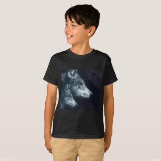 Lobo de Sonic y camisa estupendos solitarios de