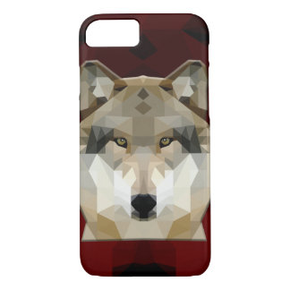 Lobo Funda iPhone 7
