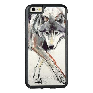 Lobo Funda Otterbox Para iPhone 6/6s Plus