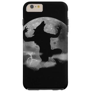 lobo funda resistente iPhone 6 plus