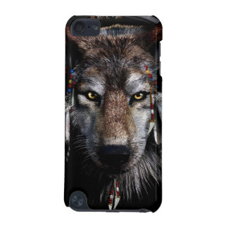 Lobo indio - lobo gris carcasa para iPod touch 5