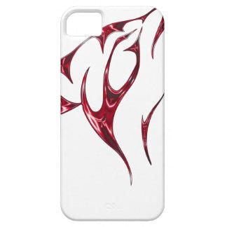 Lobo/lobos frescos del grito funda para iPhone SE/5/5s