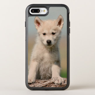 Lobos del bebé funda OtterBox symmetry para iPhone 8 plus/7 plus