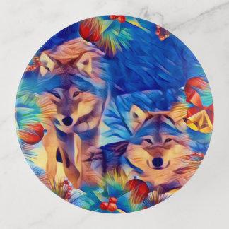 Lobos del día de fiesta