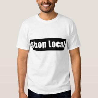 Local de la tienda camisetas