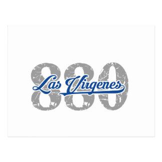 Locals 880 de Las Virgenes Postal