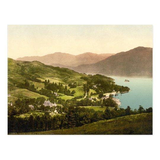 Loch Lomond, Dumbarton, Escocia Postal