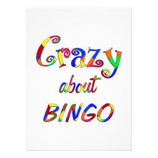 Loco por bingo comunicado