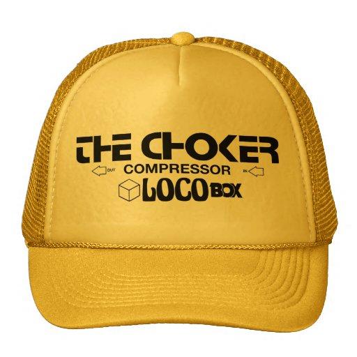 Locobox el gorra del pedal del efecto del ahogador