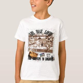 Locos del Los Díaz Camiseta
