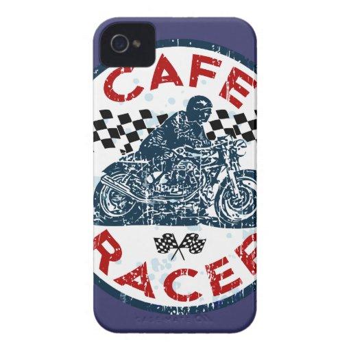 Locura de Moto Case-Mate iPhone 4 Carcasa