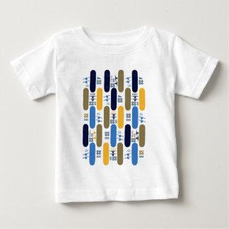 Locura del monopatín (BB) Camiseta De Bebé