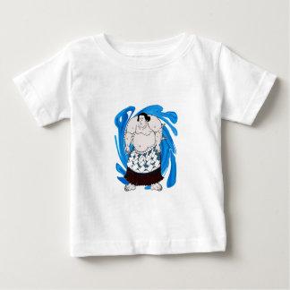 Locura y mutilación camiseta de bebé