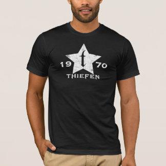 Logotipo 1970 de Thiefen Camiseta