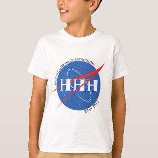 Logotipo 2014-15 de la astronomía de HHH Camiseta