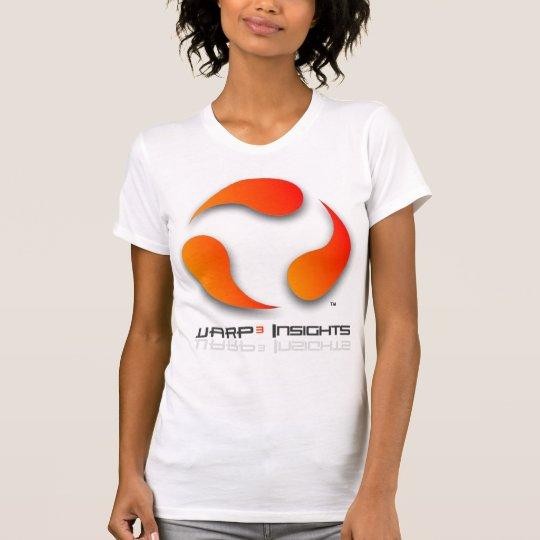 Logotipo 2 de la camiseta WARP3