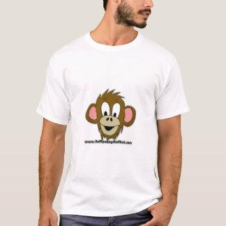 Logotipo 2 del mono camiseta