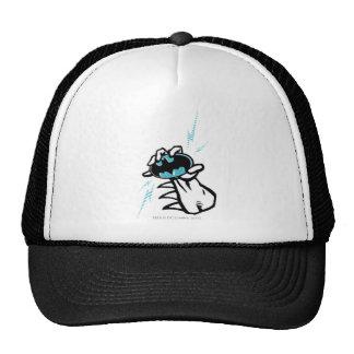 Logotipo 2 del patín de Batman Gorras De Camionero