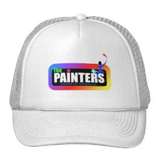 logotipo 4 del pintor gorra