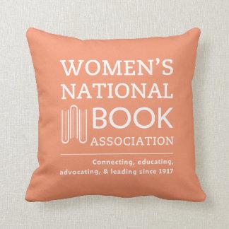 logotipo anaranjado del wnba de la almohada de