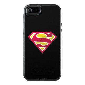 Logotipo apenado el | de los puntos del S-Escudo Funda Otterbox Para iPhone 5/5s/SE