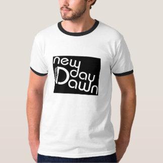 Logotipo BBG de NDD Caterpillar Camisetas