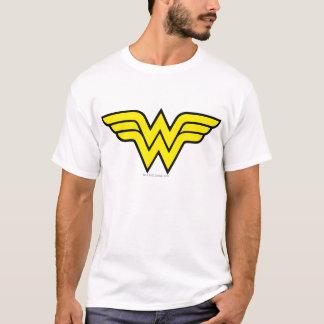 Logotipo clásico de la Mujer Maravilla el | Camiseta