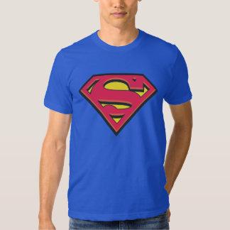 Logotipo clásico del S-Escudo el | del superhombre Camiseta