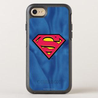 Logotipo clásico del S-Escudo el | del superhombre Funda OtterBox Symmetry Para iPhone 8/7