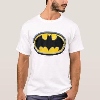 Logotipo clásico del símbolo el | de Batman Camiseta