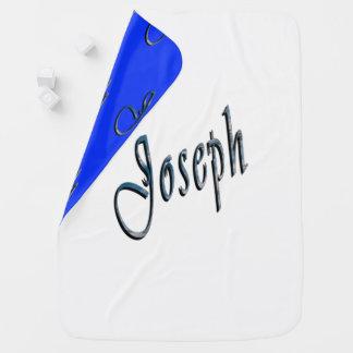Logotipo conocido de José, comodamente manta