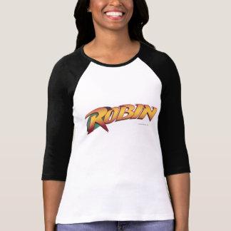 Logotipo conocido del petirrojo camiseta