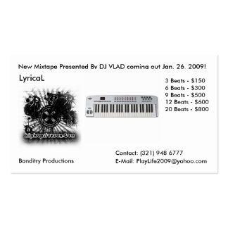 logotipo…. copie, 13520, líricos, contacto: (321)  plantilla de tarjeta de negocio