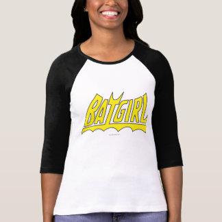 Logotipo de Batgirl Camiseta