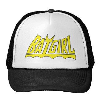 Logotipo de Batgirl Gorros