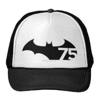 Logotipo de Batman 75 Gorras