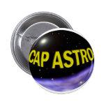 Logotipo de CABO ASTRO Pin